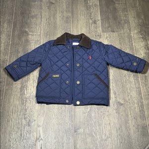 Boy kid Polo Ralph Lauren jacket 9 to 12 Months
